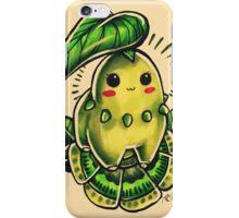 Chikorita  iPhone Case/Skin