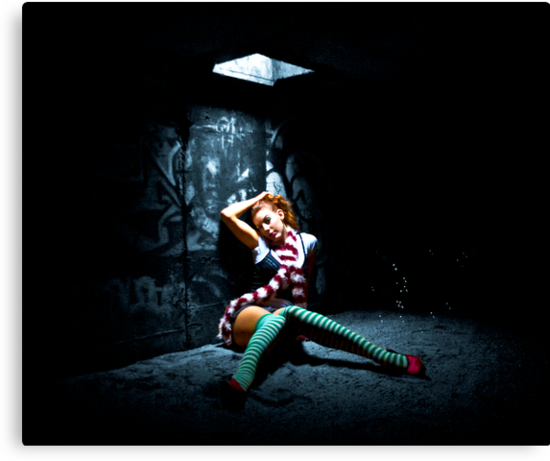 Alice in Urbanland by Neil Photograph