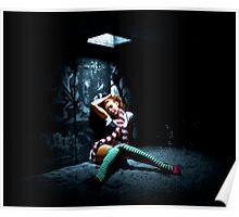 Alice in Urbanland Poster