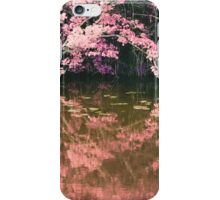 Flora Reflection iPhone Case/Skin