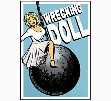 Wrecking Doll (blue) Unisex T-Shirt