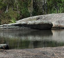Granite...  and reflections. by Richard  Stanley