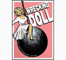 Wrecking Doll (pink) Unisex T-Shirt