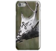 Caterpillars Are Coming! iPhone Case/Skin