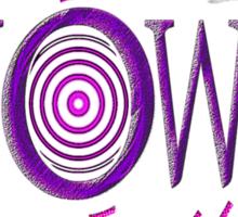 Only The KNOWER ~ Sticker