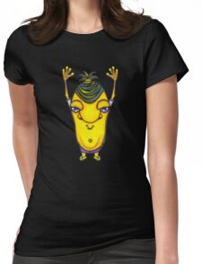 We Monster-3 Womens Fitted T-Shirt