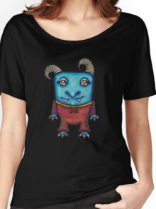 We Monster- 4 Women's Relaxed Fit T-Shirt