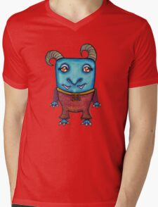 We Monster- 4 Mens V-Neck T-Shirt