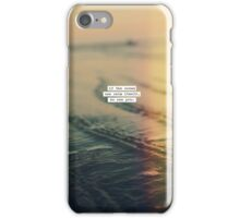 Calm Yourself iPhone Case/Skin