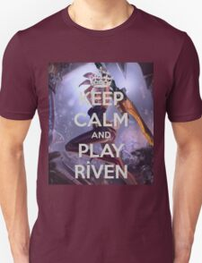 Keep Calm Riven T-Shirt