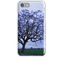 Majestic Oak Trees  iPhone Case/Skin