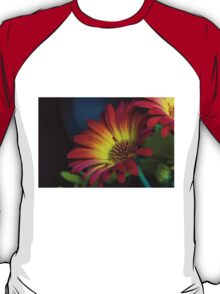 Red Yellow Flower T-Shirt