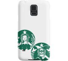 Sirens of Gotham - Coffee Samsung Galaxy Case/Skin