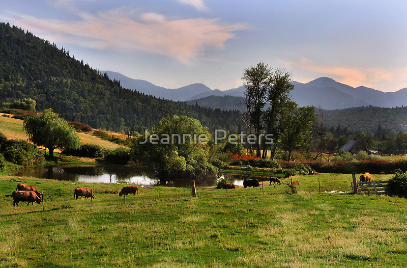 the rogue valley by Jeannie Peters