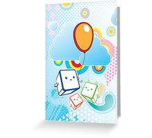 Magic Thing - Print Greeting Card