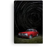 Time Machine. Canvas Print