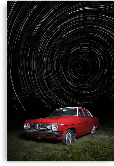Time Machine. by Andrew Bosman