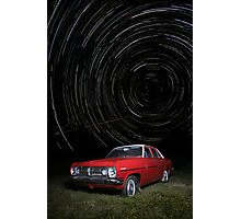 Time Machine. Photographic Print