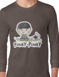 Funky-Punky Long Sleeve T-Shirt