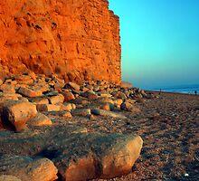 West Bay by Rick  Senley