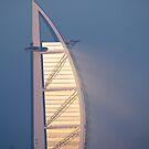Burj Al Arab by Craig Scarr