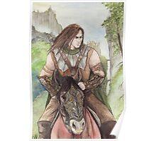 Tiernan Riding Poster