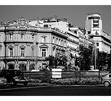 "City Life - ""City Symbol"" Photographic Print"
