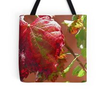 Autumn on the Vine Tote Bag