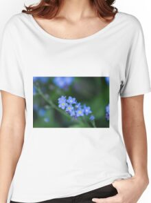 The Blues Women's Relaxed Fit T-Shirt