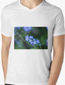 The Blues Mens V-Neck T-Shirt