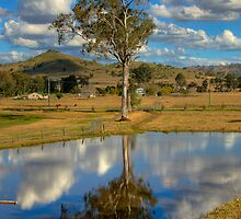 Country Boonah by Claire  Farley