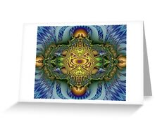 Shapes and Patterns Greeting Card