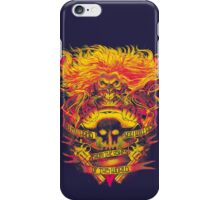 FURY ROAD: IMMORTAN JOE iPhone Case/Skin