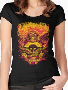 FURY ROAD: IMMORTAN JOE Women's Fitted Scoop T-Shirt