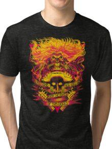 FURY ROAD: IMMORTAN JOE Tri-blend T-Shirt