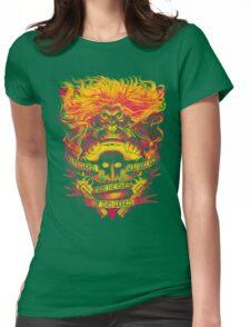 FURY ROAD: IMMORTAN JOE Womens Fitted T-Shirt