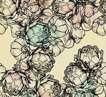 In my garden of yellow by MadeByLen