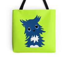 Terrier Blueberry Tote Bag