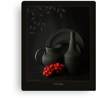 POETIC PROJECTION Canvas Print
