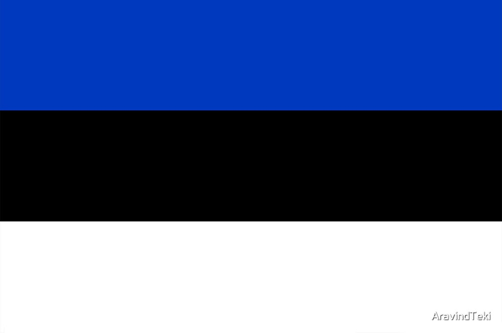 Estonia, national id by AravindTeki