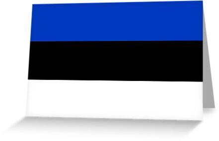 Estonia, national id by AravindTeki
