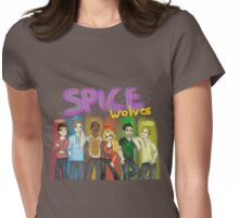 SPICE WOLVES Womens Fitted T-Shirt