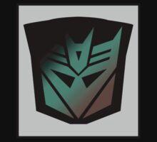 Transformers - Decepticon Rubsign by Dave Brogden