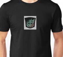 Transformers - Decepticon Rubsign Unisex T-Shirt