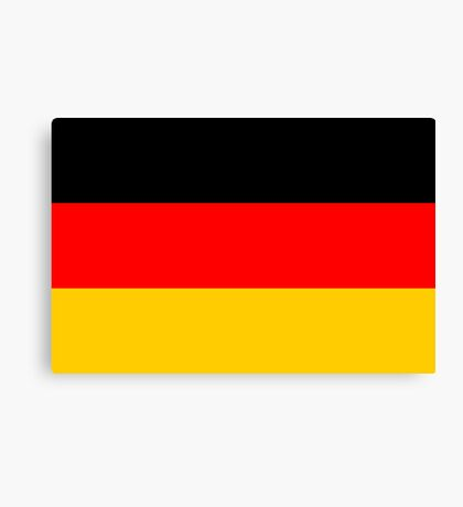 Germany, national id Canvas Print
