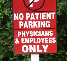Healthcare Parking Challenges by healthcare