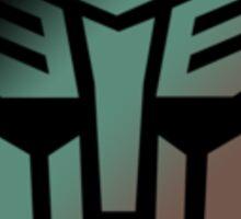 Transformers - Autobot Rubsign Sticker
