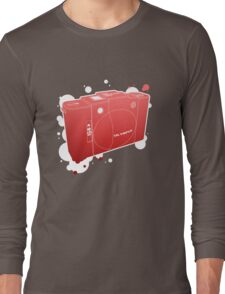 XA Red Long Sleeve T-Shirt