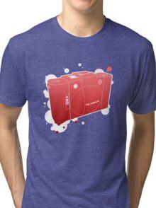 XA Red Tri-blend T-Shirt