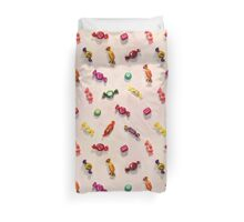 Sweet Candy Painted Pattern Duvet Cover